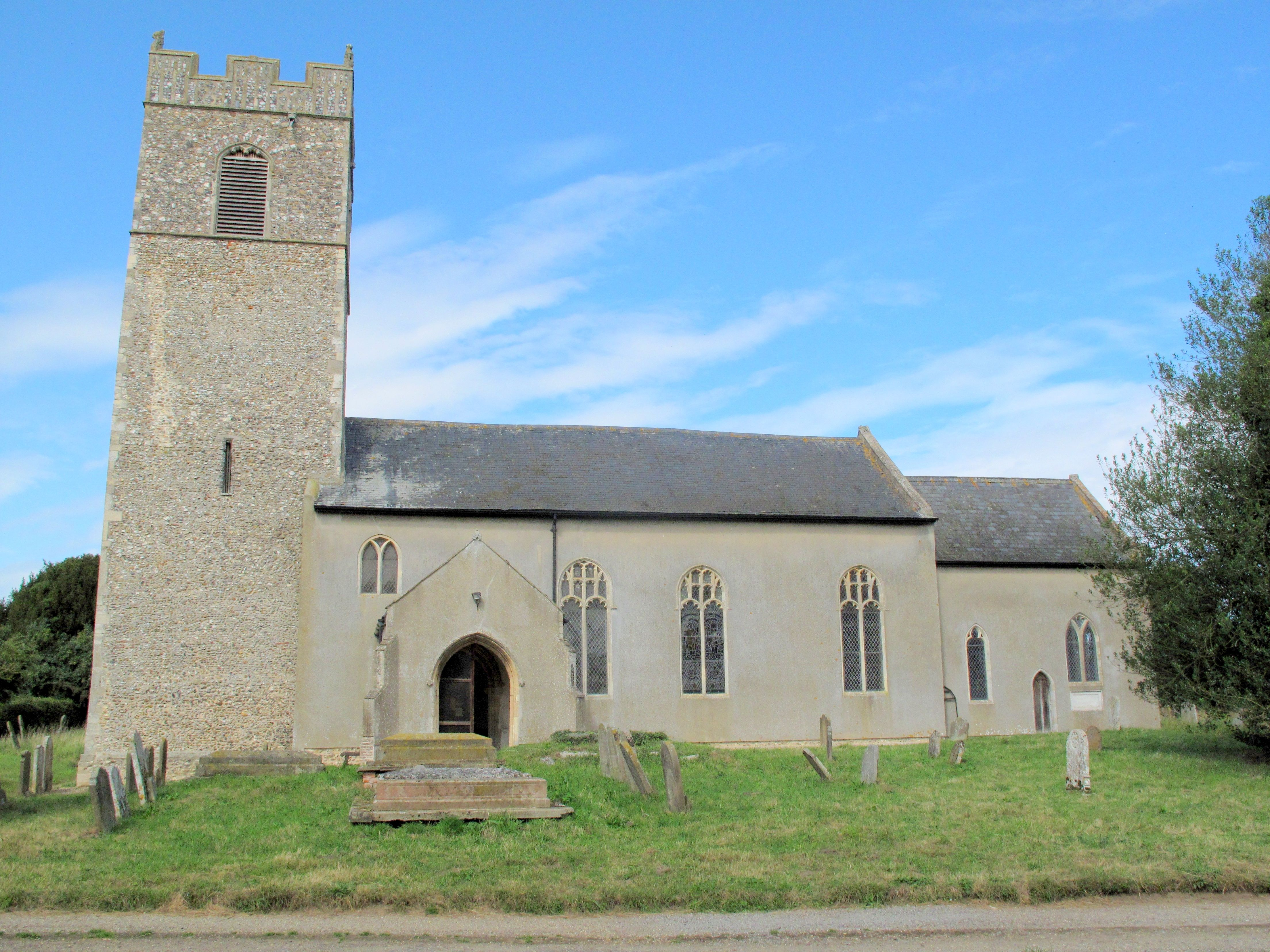 Chediston & Linstead Parish Council